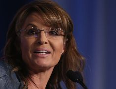 Sarah Palin mocks Obama on Ferguson but the media doesn't get the joke