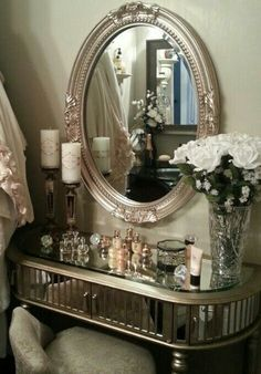 Beautiful Vanity.