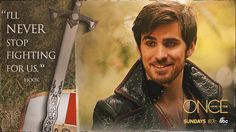 "Hook - 5 * 4 ""BrokenKingdom"" #CaptainSwan #OnceUponATime"