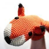 Dragon hand puppet - Allcrochetpatterns.net