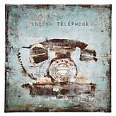 Picture-vintage phone