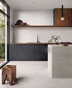 The Ultimate Perfectly Minimal Kitchen Design Trick 138 - walmartbytes . The Ultimate Perfectly Minimal Kitchen Design Trick 138 - walmartbytes The Ultimate Perfectly Minimal Kitchen Design Trick - walmartbytes. Minimal Kitchen Design, Minimalist Kitchen, Interior Design Kitchen, Modern Interior Design, Interior Design Inspiration, Kitchen Inspiration, Interior Architecture, Diy Interior, Fashion Architecture