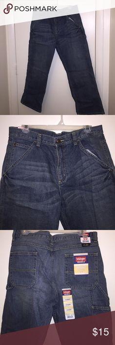 Carpenter bluejeans Blue carpenter them Denim blue Jane relaxed fit. Straight leg Wrangler Bottoms Jeans