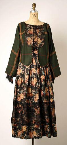 Ensemble Geoffrey Beene  (American, 1927–2004) Date: 1980–82 Culture: American Medium: wool, silk, snakeskin