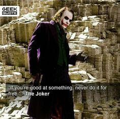 Heath Ledger's Joker - The Dark Knight Toronto Nightlife, Toronto City, Geek Quotes, Badass Quotes, Bad Boy Aesthetic, Aesthetic Words, Heath Ledger Joker Quotes, Best Superhero Movies, Joker Wallpapers