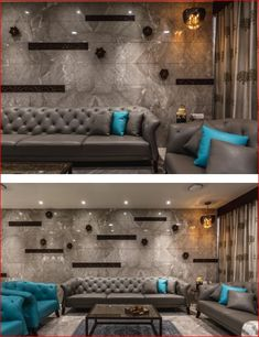 Ideas Wall Paneling Design Traditional For 2019 Dining Room Walls, Living Room Sofa, Living Room Decor, Living Spaces, Sofa Design, Interior Design, Interior Ideas, Indian Living Rooms, Design Living Room