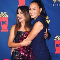 (*) Twitter Sandra Bullock, Mtv, Gal Gadot Wonder Woman, Tv Awards, Fast And Furious, Movie Tv, Actresses, Formal Dresses, Instagram