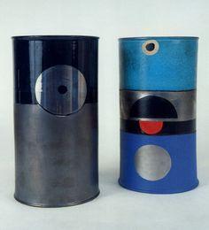 Shop 118 East: Ettore Sottsass / ceramiche delle tenebre, 1963