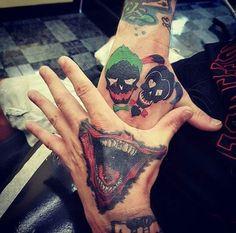 Suicide Squad tattoo❤