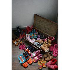 petits souliers et grands chaussons - livre créapassions