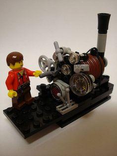 Lego Steampunk :)