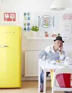 大人気の Smeg 社の冷蔵庫。1950s を感じさせるレトロなデザインは、おしゃれでモダンなキッチンの主役です。 前回の 『 憧れ ! イタリア生まれ Smeg( スメグ )社の冷蔵庫、おしゃれなキッチンまとめ18選 …