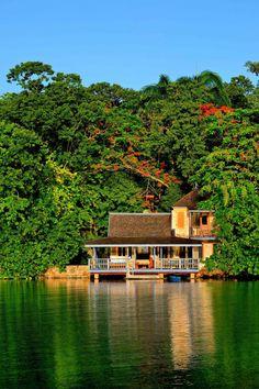 Jamaica - Goldeneye, the inspiration for the James Bond novels
