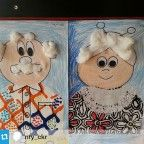 Grandparent's day craft idea for kids (11) | Crafts and Worksheets for Preschool,Toddler and Kindergarten