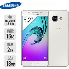 Samsung : A510F Galaxy A5 (2016)