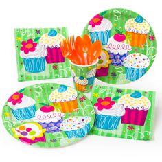 Boîte à fête cupcakes - Annikids