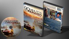 90 Minutos No Paraíso - Capa | VITRINE - Galeria De Capas - Designer Covers Custom | Capas & Labels Customizados