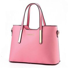 Luxury Women Handbag High Quality PU Leather Top-handle Tote Elegant Lady Solid Contract Shoulder Bags Classic Casual Bags TTOU