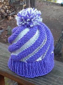 Jaro už je konečně tady a s ním i dalších pár užitečných tabulek. Easy Knitting Patterns, Arm Knitting, Knitting Charts, Crochet Patterns, Crochet Kids Hats, Knitted Hats, Diy Crafts Crochet, Cable Knit Hat, Hat Tutorial