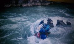 4TH PLACE Roxanne ~ Oopsies on The FANGS Colorado River in the Grand Canyon!