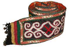 Turkoman Tent   Border on OneKingsLane.com
