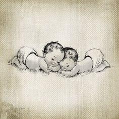 Bebés vintage