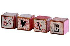 valentine's block