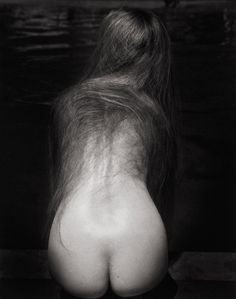 At The Pool by Ruth Bernhard. 1951