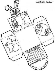 Cajita conejo