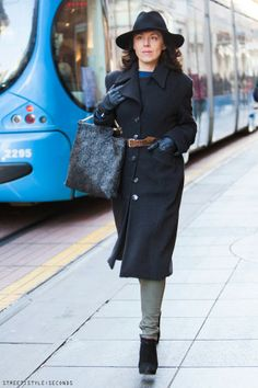 THE HAT WALK   STREET STYLE SECONDS