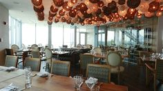 Wine Room at Fresh American Bistro, available for groups up to 40 guests at Solé on the Ocean Resort