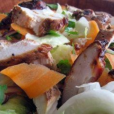 Grilled Chicken Salad   RecipeNewZ
