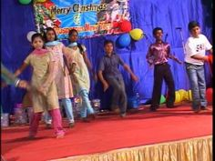 Tamil Kids Dance to Christian song