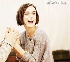 Best Keira Knightley Bob Pictures #BobHaircuts