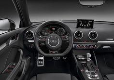 Новый Audi S3 2014