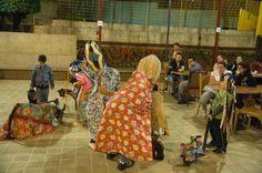 Espetáculos cênico-musicais que valorizam elementos da cultura popular brasileira. As apresentações ocorrem sempre às terças-feiras, às 12h30 e têm entrada Catraca Livre.