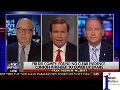 FBI Dir Not Recommending Charges Vs Clinton - Happening | 1Plus News