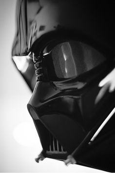 I'm in the middle of watching the Star Wars Saga again. I forgot how much I love Darth Vader....