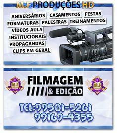 CONTRATE FILMAGEM EM HD PROFICIONAL