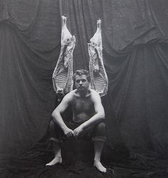 Photograph: Francis Bacon by John Deakin, 1952