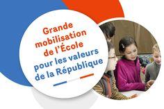 Onze mesures pour une grande mobilisation de l'École pour les valeurs de la République : Mesure 3 : Créer un nouveau parcours éducatif de l'école élémentaire à la terminale : le parcours citoyen - Le parcours sera construit autour : D'une éducation aux médias et à l'information prenant pleinement en compte les enjeux du numérique et des ses usages.