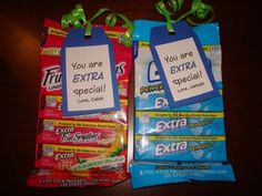 Office staff idea Another pinner: 28 Pun-Tastic Teacher Gifts - some can be adapted for thank you gifts Teacher Treats, Your Teacher, School Teacher, Teacher Gifts, School Staff, Teacher Stuff, Sunday School, Teacher Party, Middle School