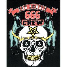 Rob Zombie 666 Crew