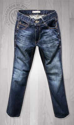 Unos jeans que nunca te quedarán mal.