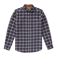 JOE FRESH   Men's Plaid Flannel Shirt