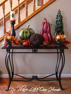 fall home decor - Google Search