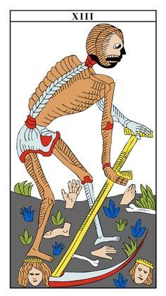 Tarot card - Death