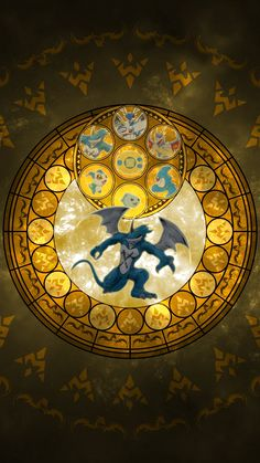 XV-mon Evolution Line - Kingdom Hearts - Crest of Miracle - Digimon