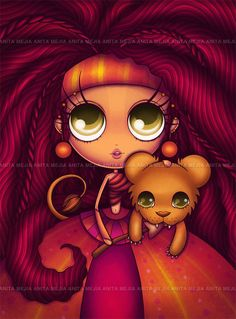 Leo Horoscopo by Chocolatita on DeviantArt