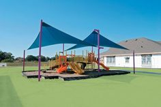 Hypar Sail Design | Shade Canopy Designs | Canopies | Commercial Playgrounds | Beyond Backyards - Building Better Backyards